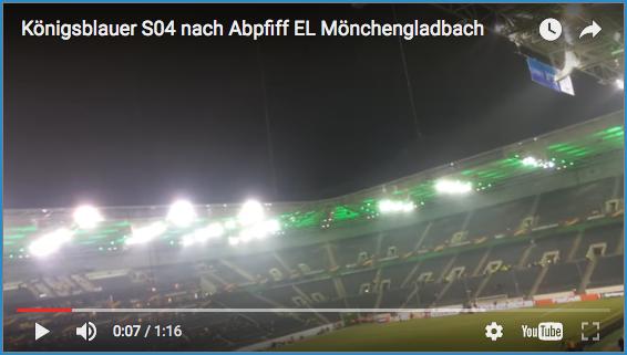 Schalke weiter in Gladbach