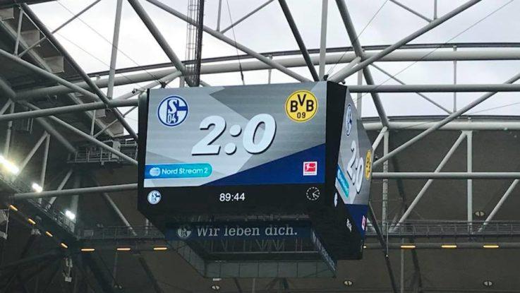 Schalke Derbysieger